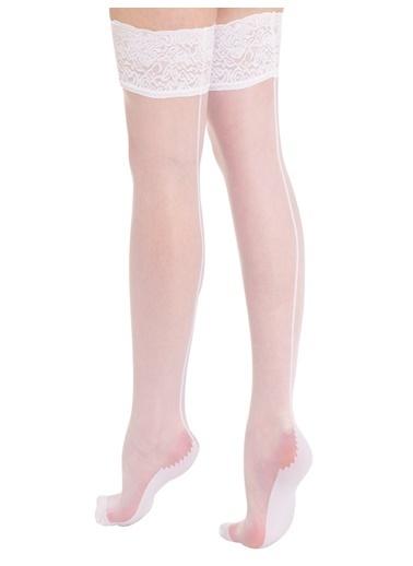 LC Waikiki Külotlu Çorap Beyaz
